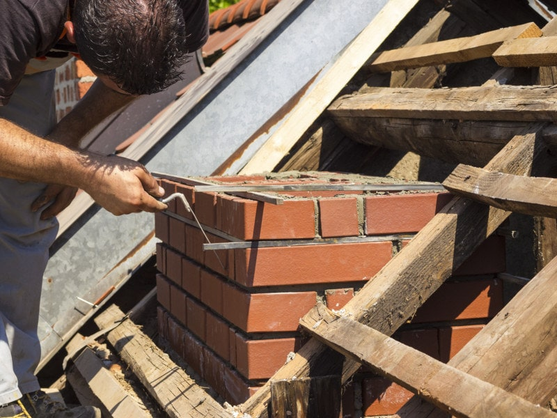 Common Chimney Repairs